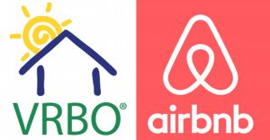 VRBO and Airbnb